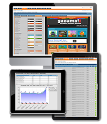GameZBoost Backoffice Management Console