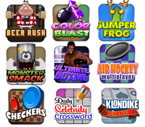 HTML5 Browser Games on the GameZBoost Gaming Platform