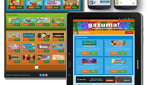 GameZBoost Fully Responsive HTML5 Gaming Platforms and Solutions