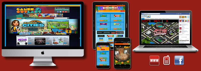 Anywhere, Anytime, Playtime with GameZBoost  Responsive Gaming Platforms