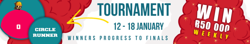 Circle Runner R50 000 Tournament