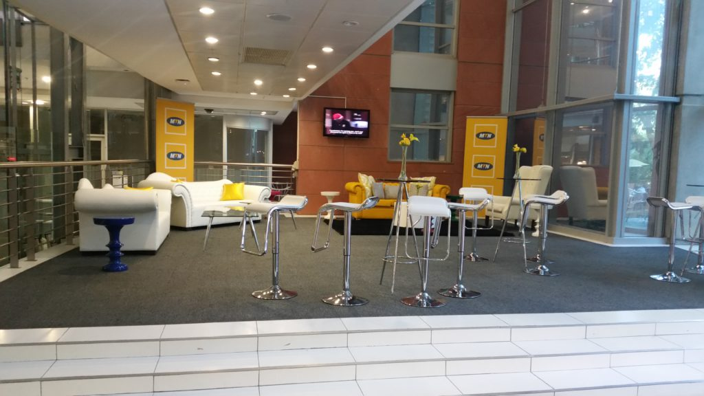 The Venue for the MTN GameZBoost Challenge Final