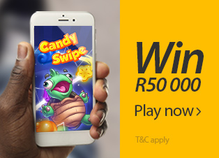 Weekly promo banner for the MTN GameZBoost Challenge