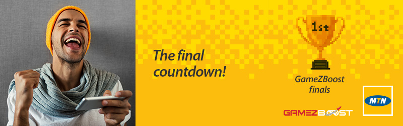 The Final Countdown to the MTN GameZBoost Challenge