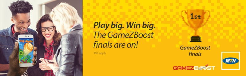 Finals Day of the MTN GameZBoost Challenge