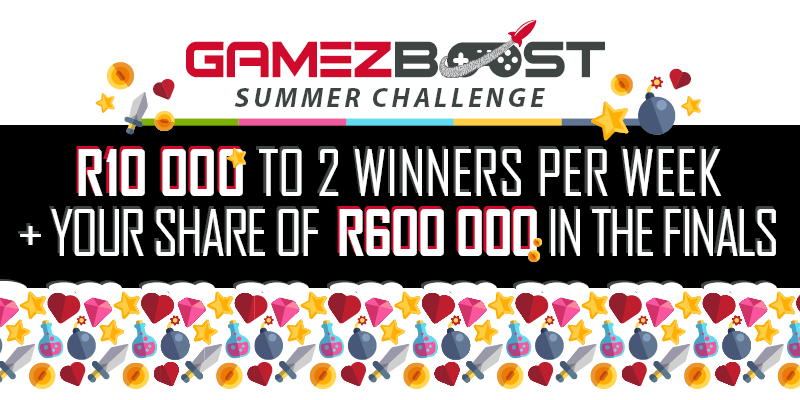 GameZBoost Summer Challenge on MTNPlay