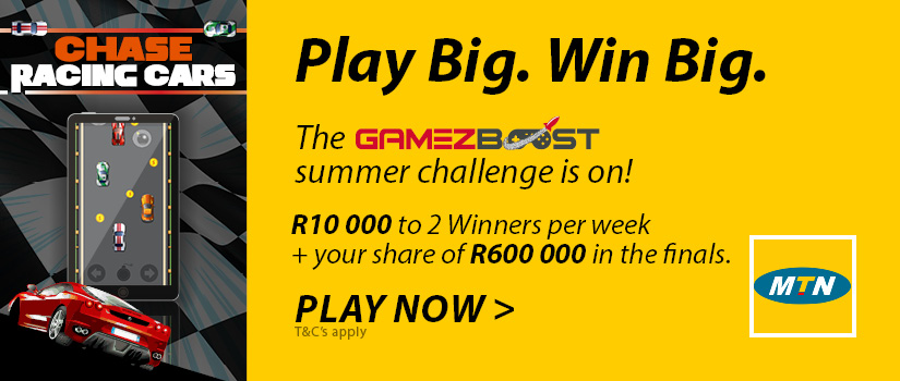 GameZBoost Summer Challenge - Satellite Event 2 - Chase Racing
