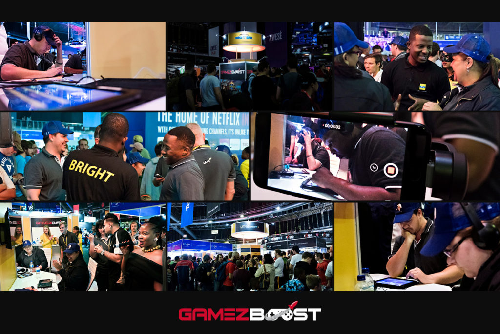 MTN Play GameZBoost Summer Challenge Tournament Finale at rAge Gaming Expo