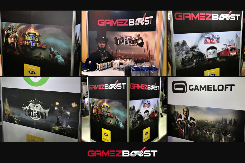 showcase some of the premium game titles that are available on the GameZBoost gaming platform