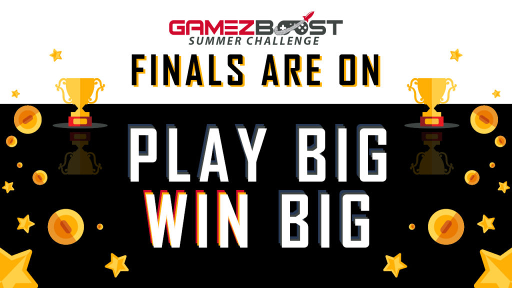 The MTN Play GameZBoost Summer Challenge Live Finale at rAge Gaming Expo
