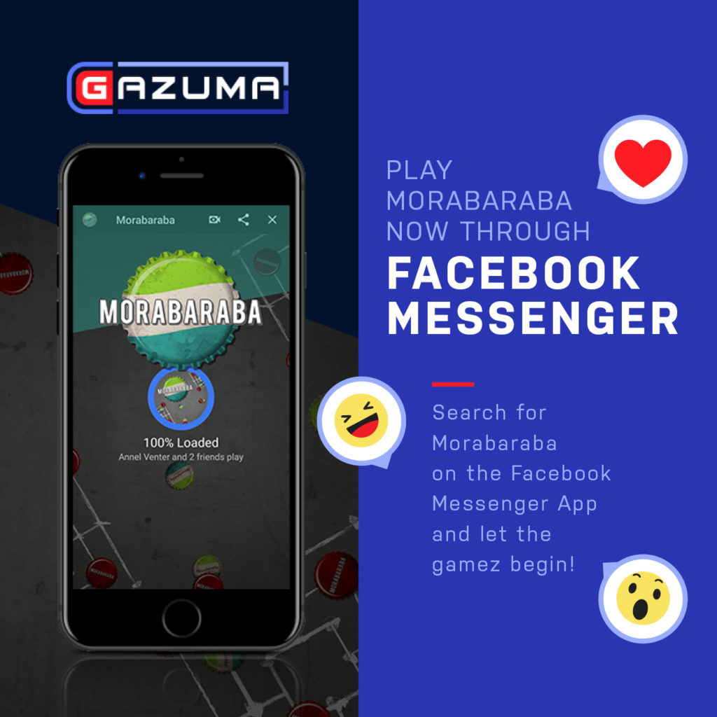 GameZBoost on Facebook Messenger Instant Games