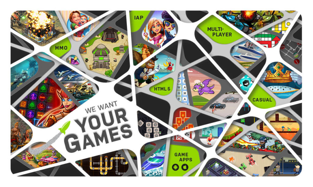 Publish Your Games on the GameZBoost Global Games Network