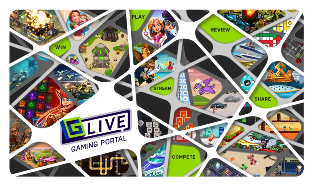 GLive.io Showcase Site Launched