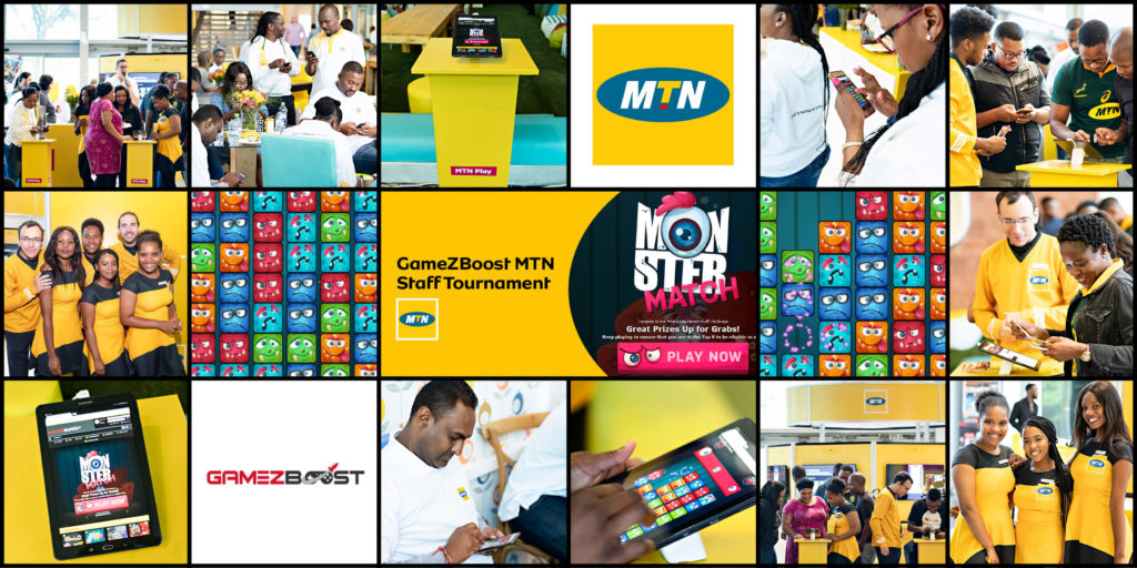 MTN GameZBoost Challenge Grand Finale Tournament