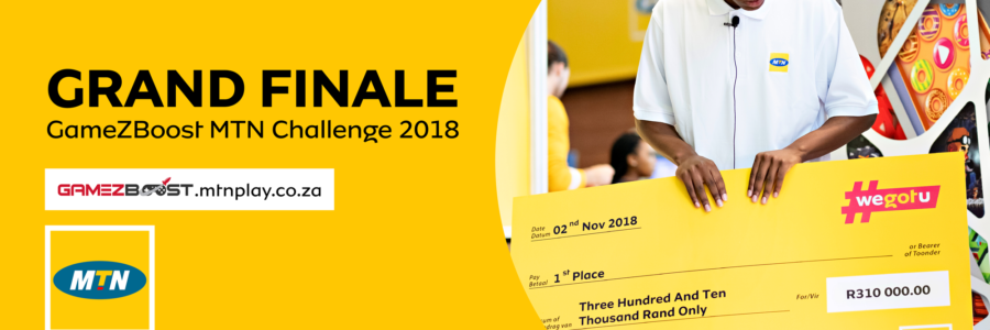 MTN GameZBoost Challenge Grand Finale Highlights