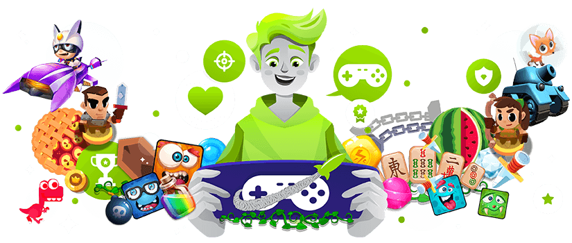 GameZBoost Cross Platform White Label Games Solutions